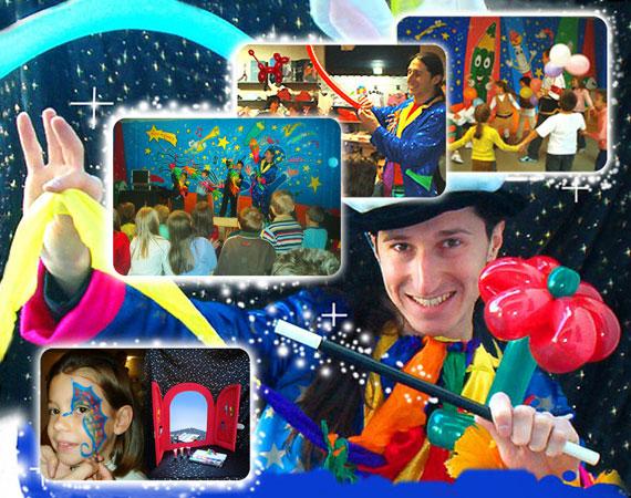 festemagiche :: animazione,bambini,feste di compleammo